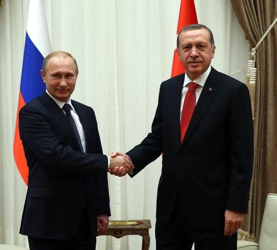 Erdoğan, Putin discuss fight against COVID-19 pandemic