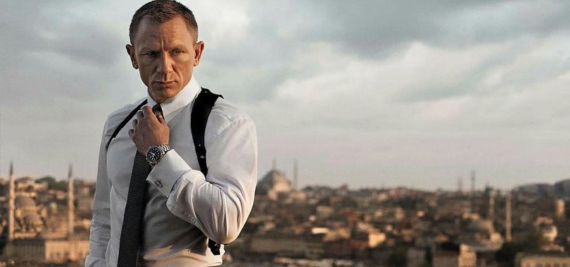DANIEL CRAIG TO STAR AS JAMES BOND FOR FIFTH TIME - PRODUCERS