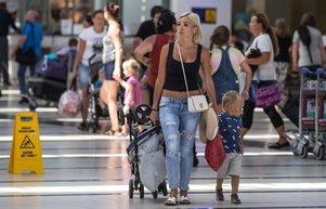Turizm geliri 2. çeyrekte 3 milyar doları aştı