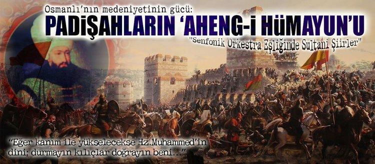 Padişahların 'Aheng-i Hümayun' albümü tanıtıldı