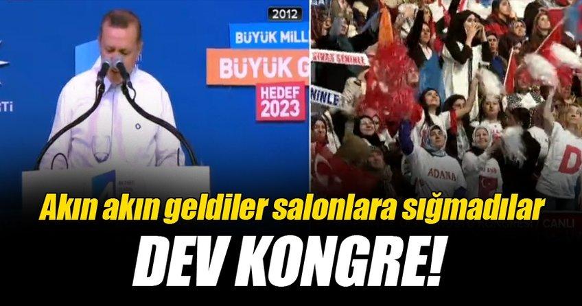 AK Parti'de Olağanüstü Büyük Kongre heyecanı