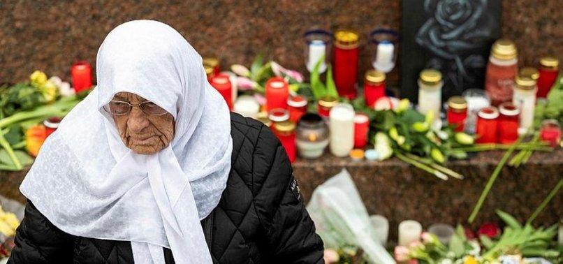 EYEWITNESSES RECALL TERROR ATTACK IN GERMANY'S HANAU