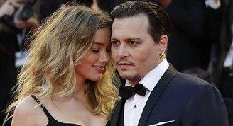 Johnny Deppten Amber Hearda: Yüzünü boyayarak morarmış gibi göstermek istedi