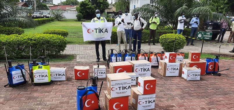 TURKEY DONATES POULTRY, BEEKEEPING EQUIPMENT TO S.SUDAN