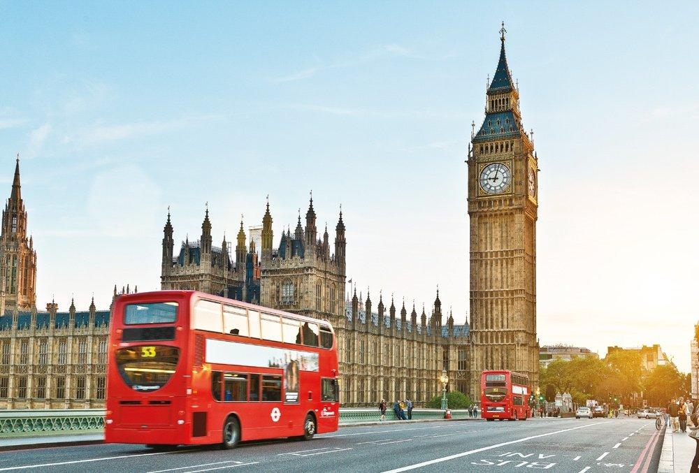 ÇOK KÜLTÜRLÜ KOZMOPOLİT BİR ŞEHİR 'LONDRA'