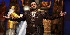 Turkish tenor to perform leading role in Italian operas
