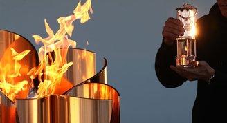2020 Tokyo Olimpiyatlarının meşalesi yarın yakılacak