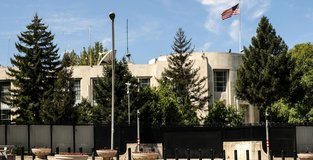 2 suspects detained after shots fired at US embassy in Ankara