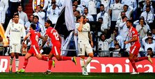 Madrid stunned by Girona, sees Barcelona increase its lead