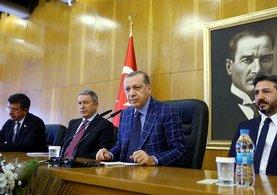 Cumhurbaşkanı Erdoğan'dan Hürriyet'in skandal manşetine sert cevap