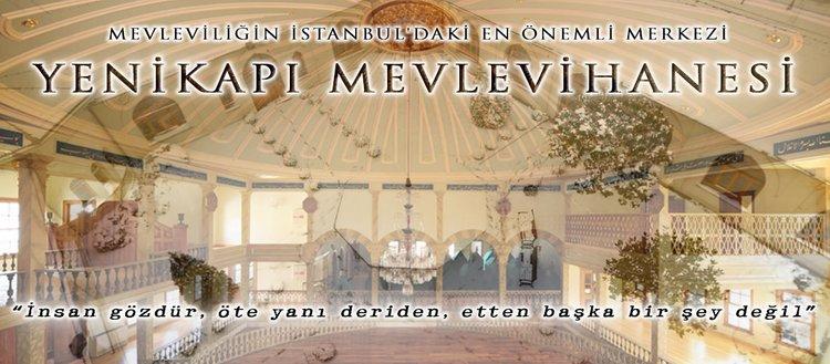 """Mevleviliğin İstanbul'daki en önemli merkezi """"Yenikapı Mevlevihanesi"""""""