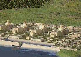Akkuyu Nükleer Santrali'nde hedef 2023