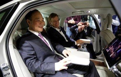 Li Shufu otomotiv yatırımlarına ara veriyor