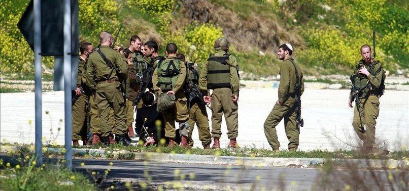 ISRAELI POLICE RELEASE TURKISH CITIZEN IN JERUSALEM