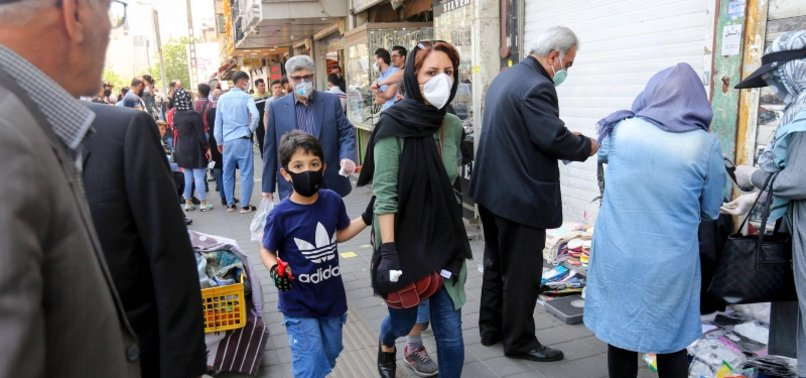 CORONAVIRUS CLAIMS ANOTHER 185 LIVES IN IRAN