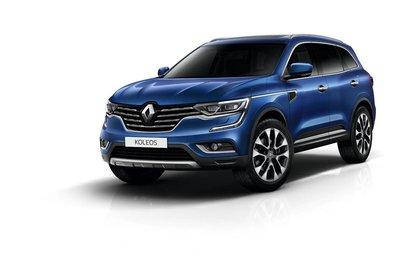 Yeni Renault Koleos, Euro NCAP'ten beş yıldızı kaptı