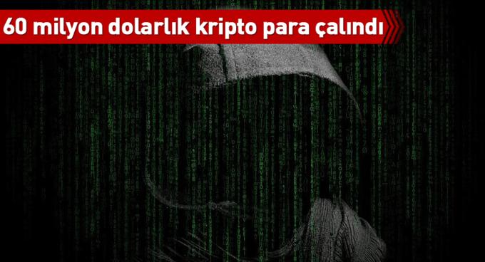 Japonyada 60 milyon dolar değerindeki kripto para çalındı