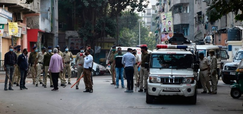 INDIA REPORTS MORE THAN 45K MORE CORONAVIRUS CASES