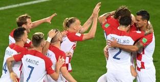 Croatia needed own goal, penalty to overcome Nigeria