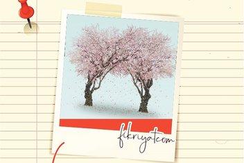 Sakura ve çam ağaçları neyi simgeler?