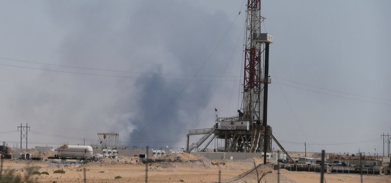 OIL PRICES SOAR AFTER ATTACK ON SAUDI PLANTS