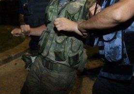 11 eski rütbeli asker gözaltına alındı