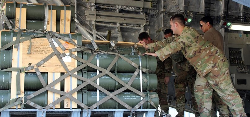 US DELIVERS LASER-GUIDED ROCKET KITS TO LEBANESE ARMY