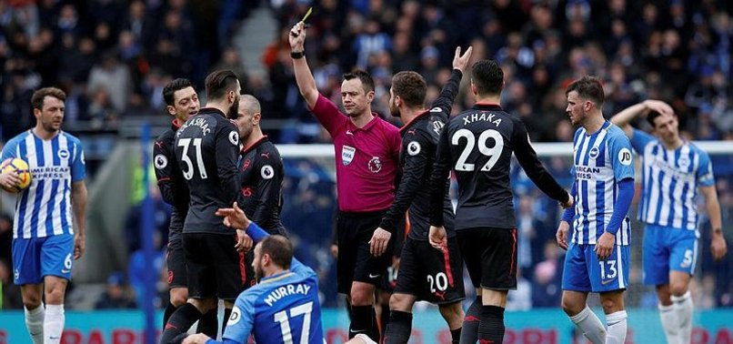 FA CHIEF EXPECTS PREMIER LEAGUE TO INTRODUCE VAR