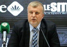 Konyaspor Başkanı Ahmet Şan istifa etti