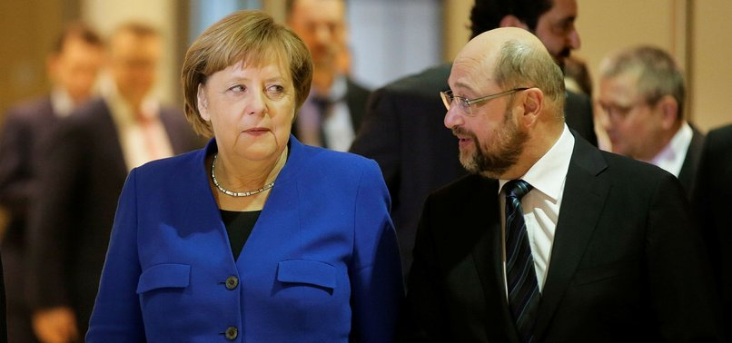 POSSIBLE GRAND COALITION GOVERNMENT IN GERMANY TO HALT TURKEY'S EU BID