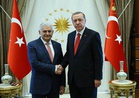 Cumhurbaşkanı Erdoğan ile Başbakan Yıldırım ortak miting yapacak mı?