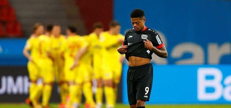 Aston Villa reach agreement with Bayer Leverkusen over Leon Bailey transfer