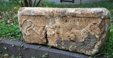 Stone artifact discovered in Konya identified as prophet relief