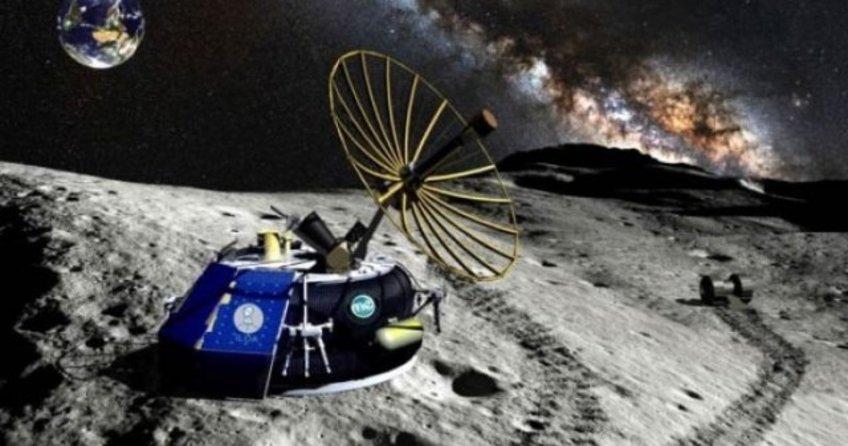 Maden aramak için Ay'a çıkılacak