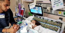 Yemeni mother wins travel ban waiver to see dying son in US