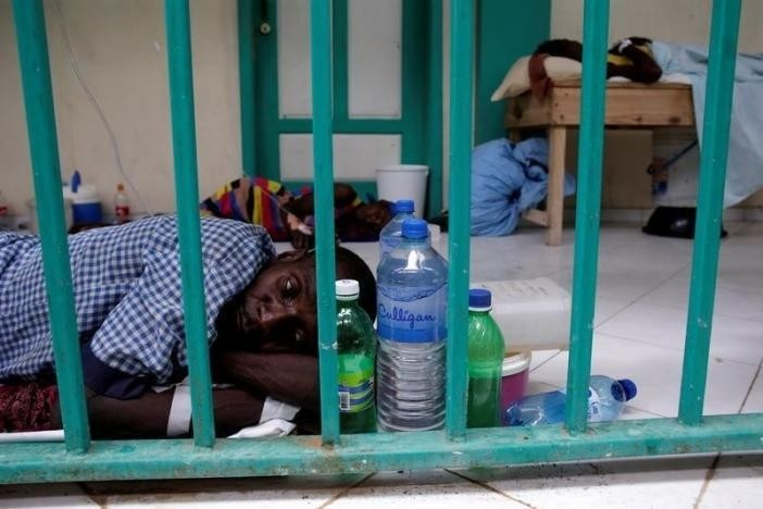 Cholera outbreak takes over Haiti as residents face food, water shortage after Hurricane Matthew