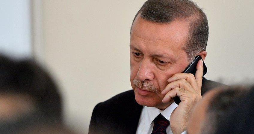 Cumhurbaşkanı Erdoğandan Kudüs için yoğun telefon diplomasisi