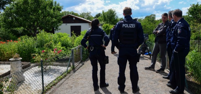 AT LEAST ELEVEN SUSPECTS ARRESTED IN GERMANY ON SUSPICION OF SEXUALLY ABUSING CHILDREN