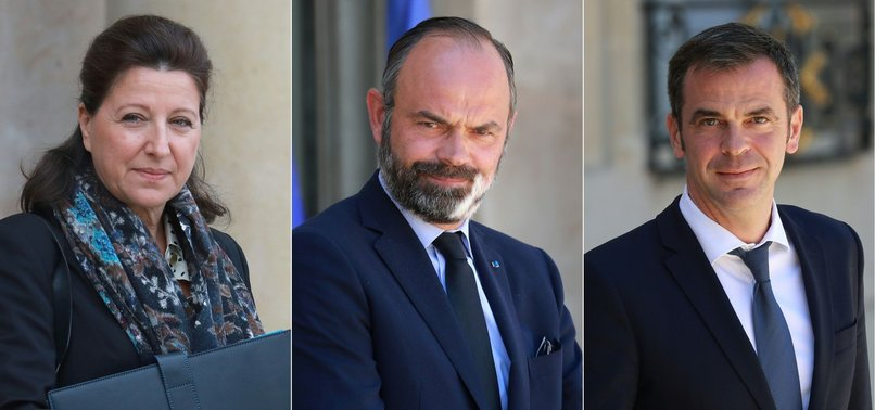 FRENCH COURT TO OPEN PROBE AGAINST EX-PM PHILIPPE AND MINISTERS OVER HANDLING OF COVID-19 PANDEMIC