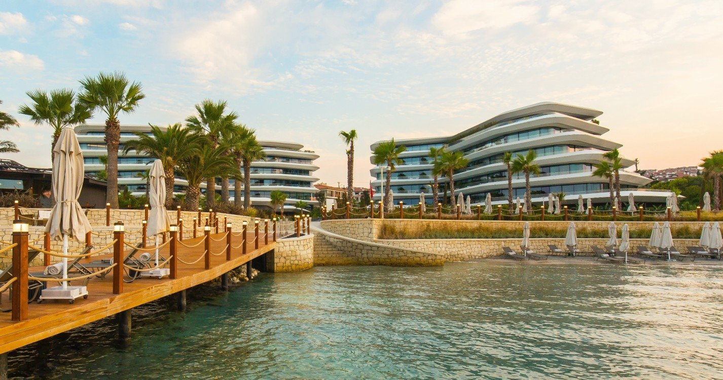 REGES LUXURY COLLECTİON RESORT & SPA, ÇEŞME