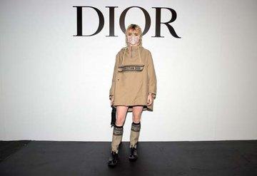 Dior İlkbahar-Yaz 2021 Defilesinin Yıldız Konukları