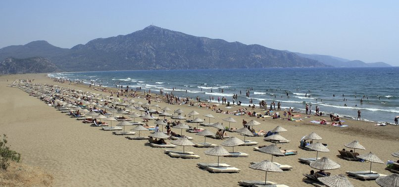 TURKEY DRAWS NEARLY 25M FOREIGN VISITORS IN 7 MONTHS