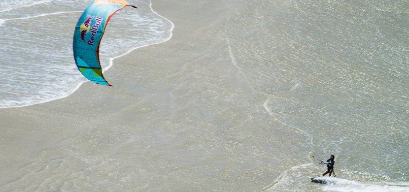 EXTREME ATHLETES TO KITESURF AT LAKE TUZ