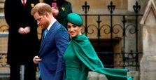 Britain's Prince Harry and Meghan Markle move to Santa Barbara