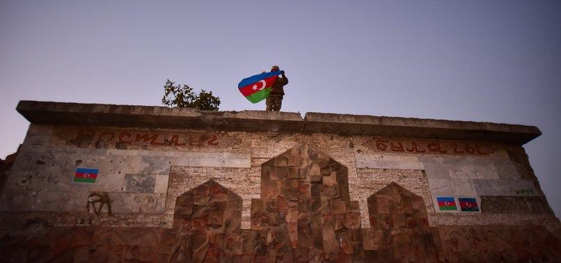 ARMENIA AND AZERBAIJAN SAY THEY HAVE AGREED NAGORNO-KARABAKH CEASEFIRE