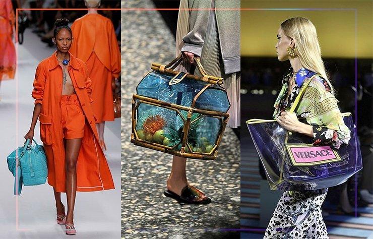 İlkbahar/Yaz 2019 çanta trendlerine göz atın...