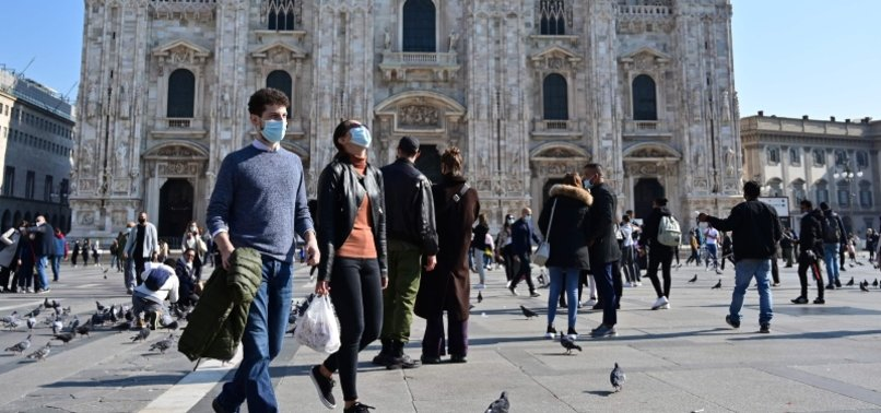 ITALY CONSIDERS NEW COVID-19 RESTRICTIONS AS INFECTIONS SPIKE - OFFICIAL
