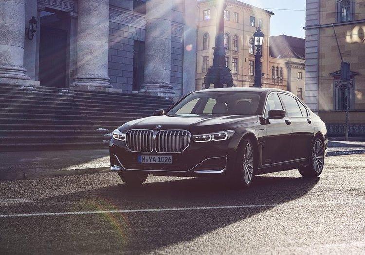 İlk bakış: BMW 745Le