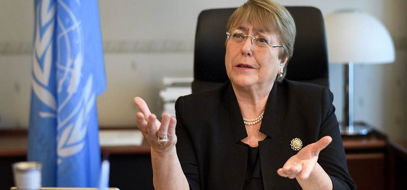 UN HUMAN RIGHTS CHIEF CALLS ON EGYPT TO RADICALLY CHANGE APPROACH TO PROTESTS