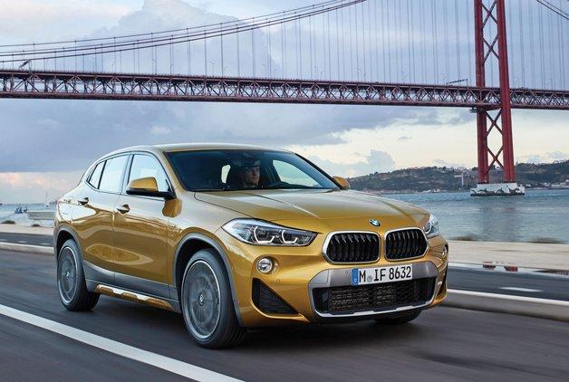 SÜRÜŞ İZLENİMİ · BMW X2 xDrive20d